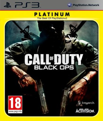 Call of Duty: Black Ops PS3 coverMB (BLES01031)
