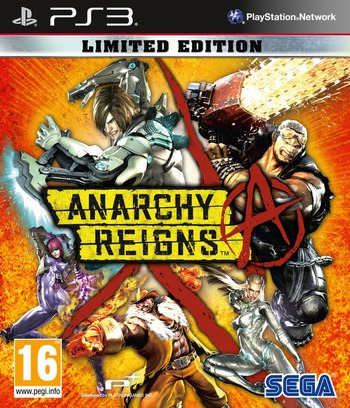 Anarchy Reigns PS3 coverMB (BLES01232)