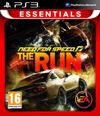 Need for Speed: The Run PS3 coverMB (BLES01298)