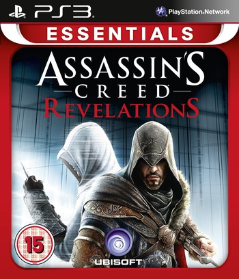 Assassin's Creed: Revelations PS3 coverMB (BLES01466)