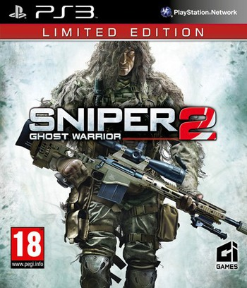 Sniper: Ghost Warrior 2 Limited Edition PS3 coverMB (BLES01527)
