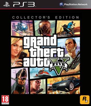 Grand Theft Auto V PS3 coverMB (BLES01807)