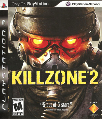 Killzone Trilogy PS3 coverMB (BCUS98116)