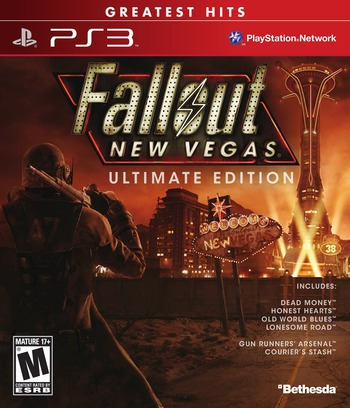 Fallout: New Vegas PS3 coverMB (BLUS30500)