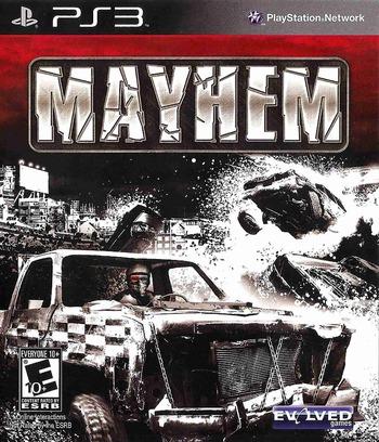 Mayhem PS3 coverMB (BLUS30694)