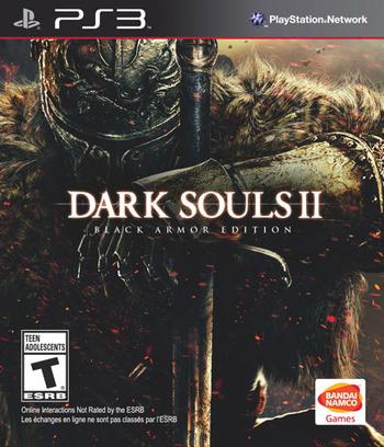 Dark Souls II PS3 coverMB (BLUS41045)