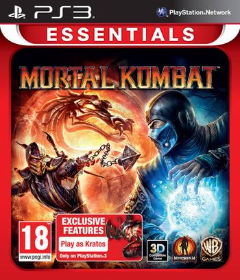 Mortal Kombat PS3 coverMB2 (BLES01132)