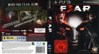 F3ear PS3 cover (BLES01193)