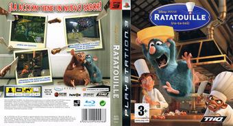Ratatouille PS3 cover (BLES00080)