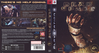 絕命異次元 PS3 cover (BLAS50072)