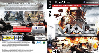 MAG PS3 cover (BCES00558)