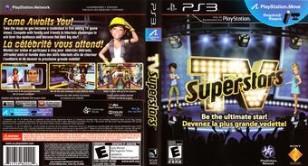 TV Superstars PS3 cover (BCUS98224)