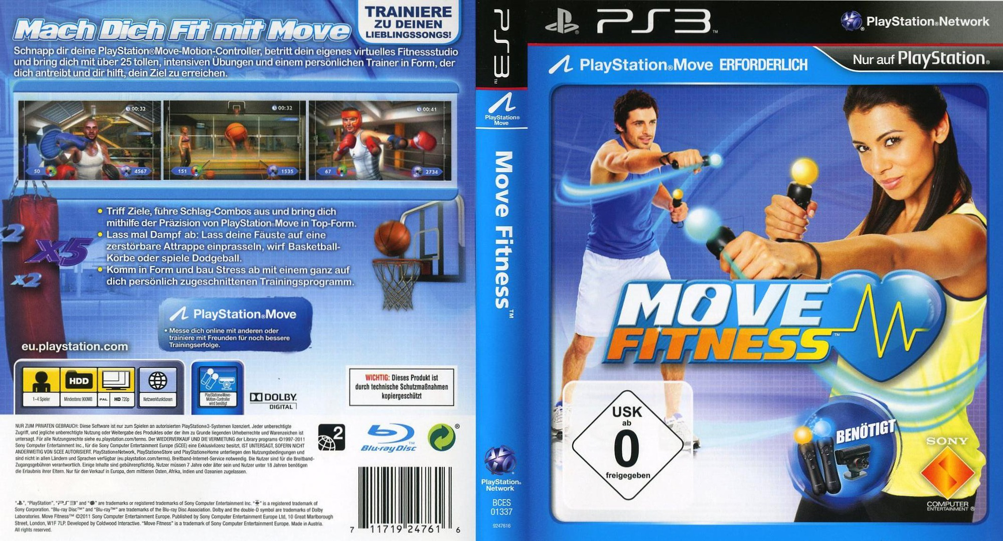 BCES01337 - Move Fitness