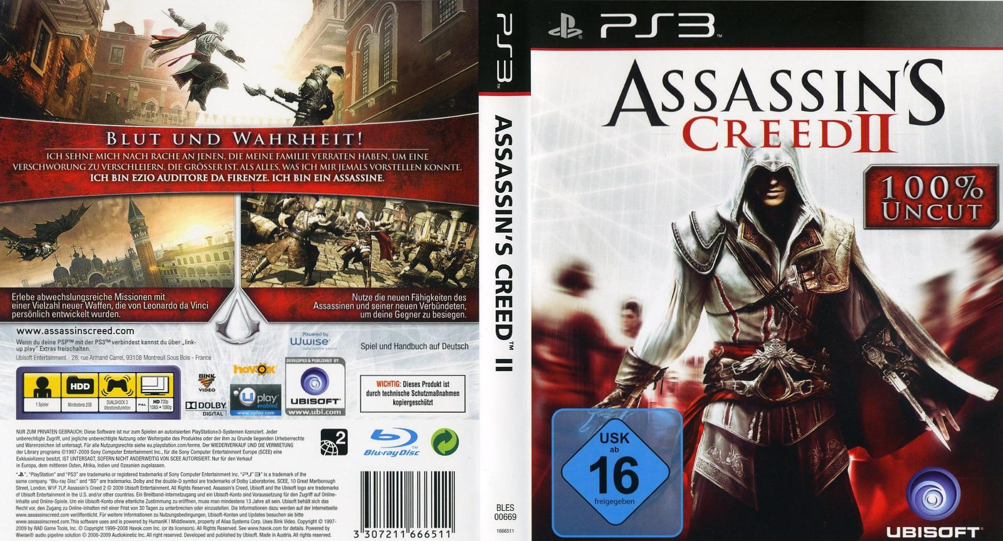 Bles00669 Assassin S Creed Ii