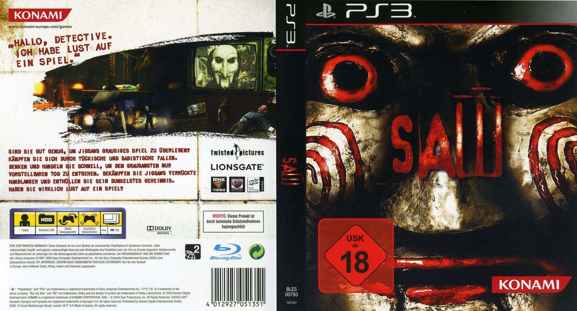 BLES00793 - Saw