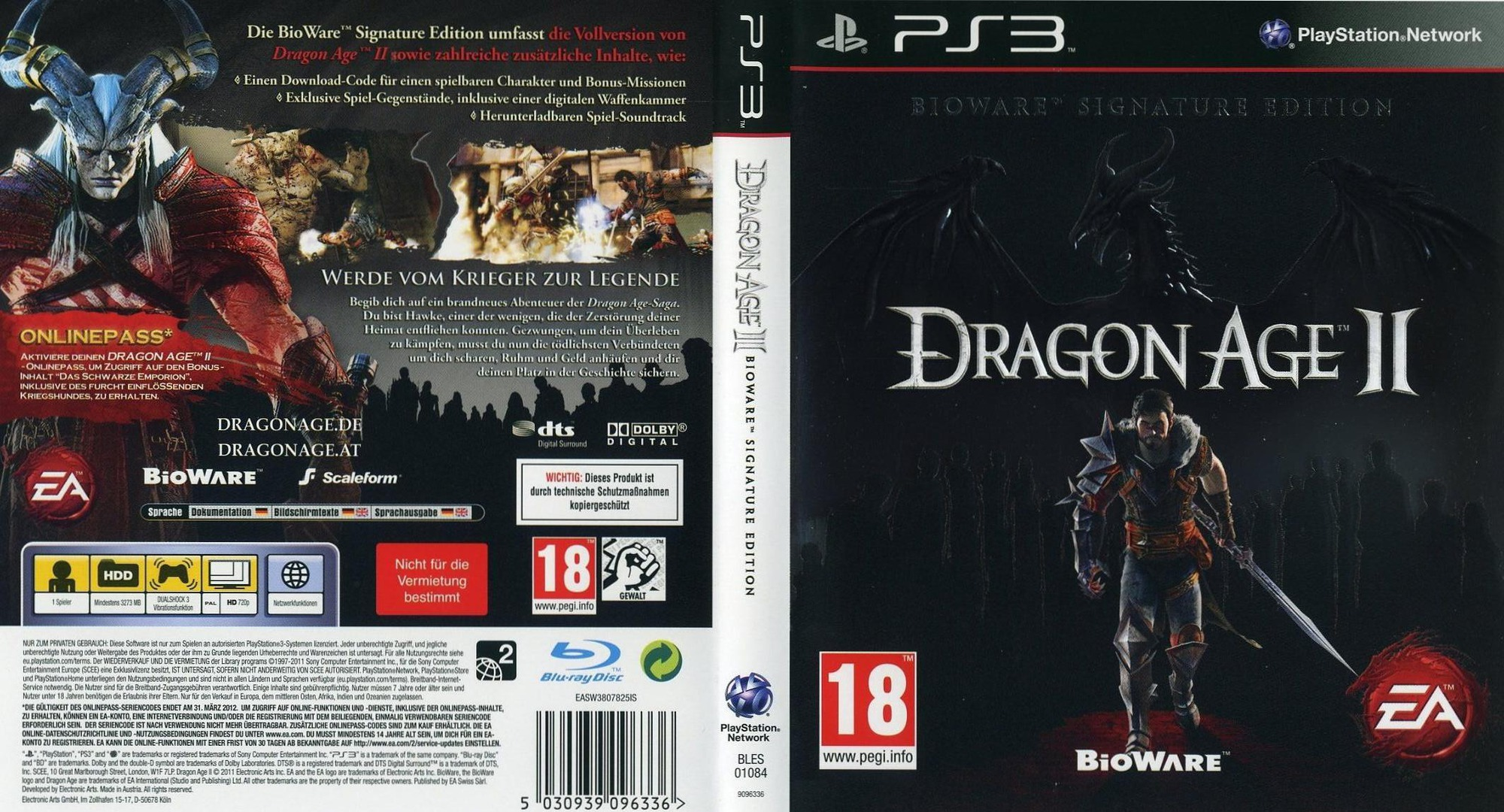 dragon age 2 ost download