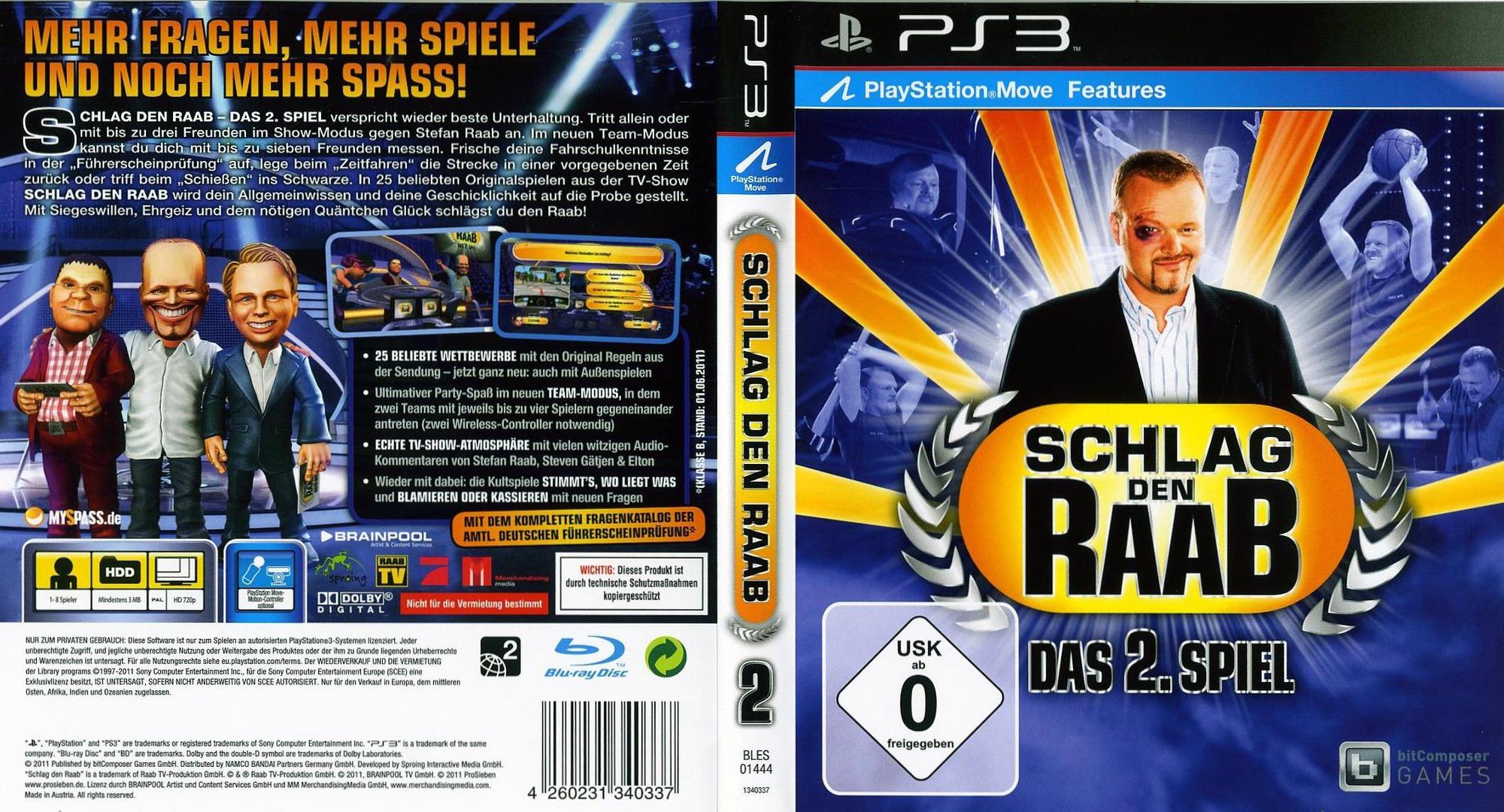 Schlag den Raab 2 PS3 coverfullHQ (BLES01444)