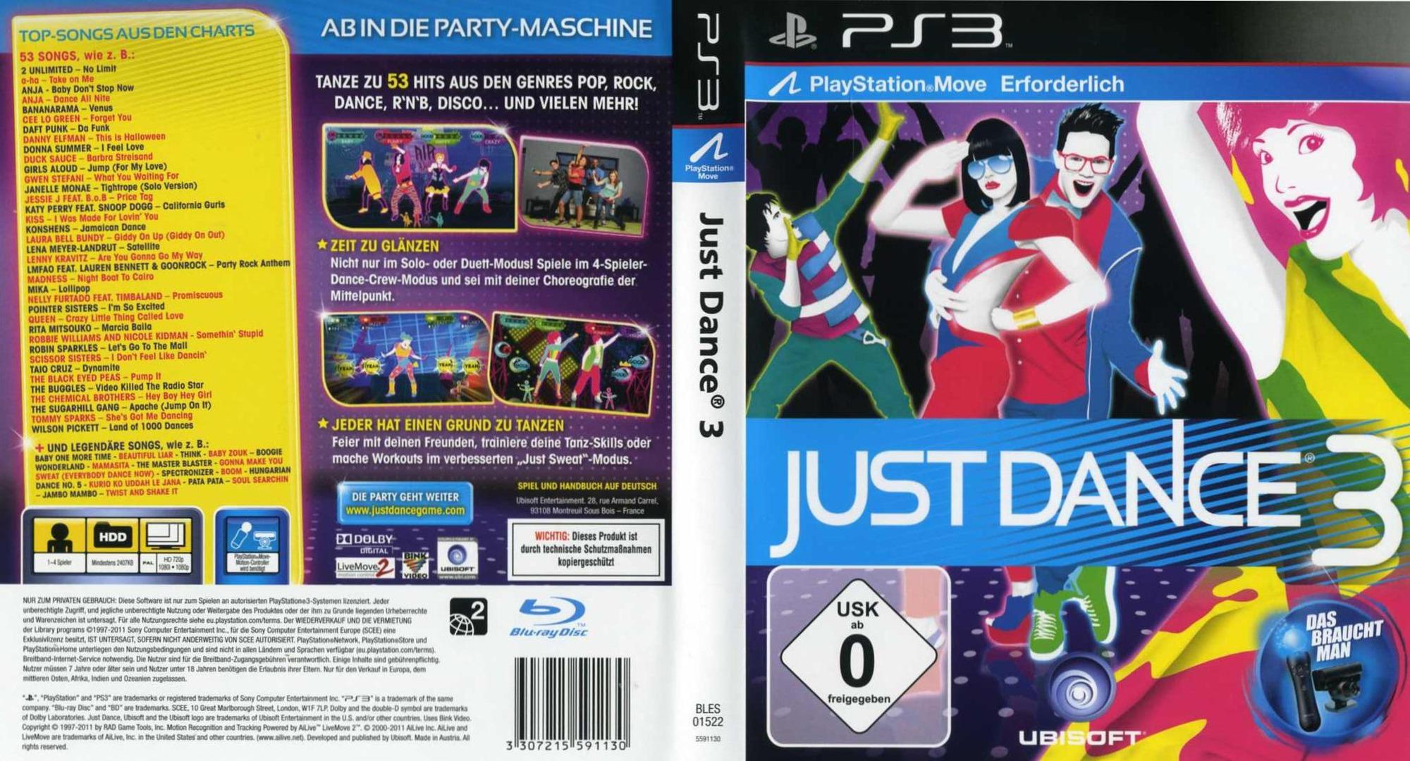 Bles01522 Just Dance 3