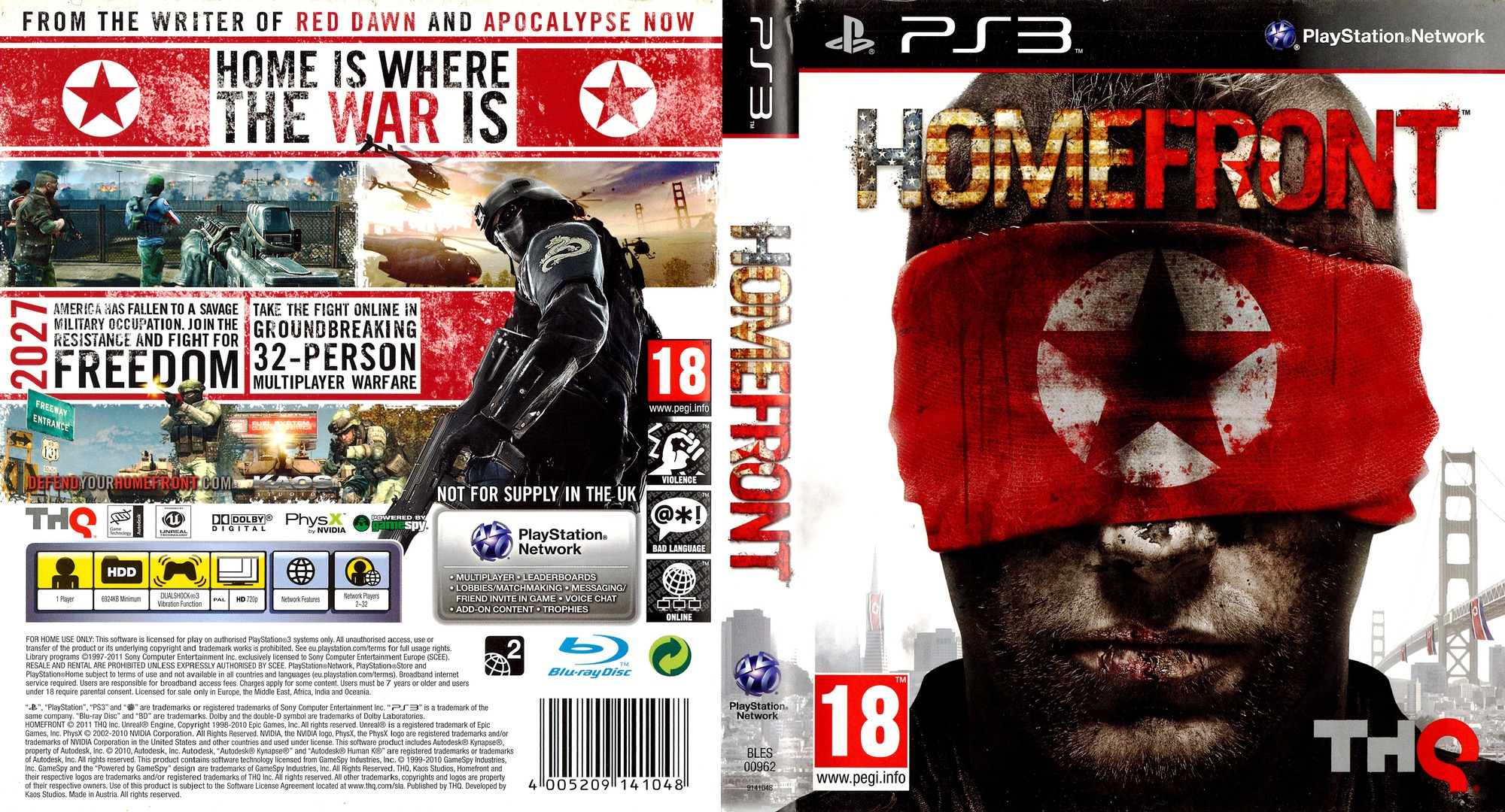 Homefront PS3 coverfullHQ (BLES00962)