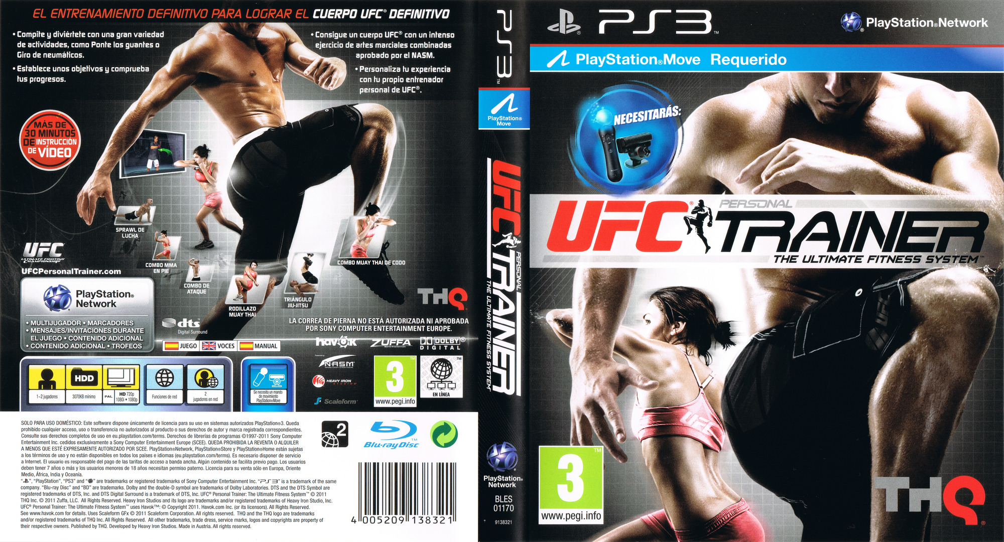 UFC Personal Trainer PS3 coverfullHQ (BLES01170)