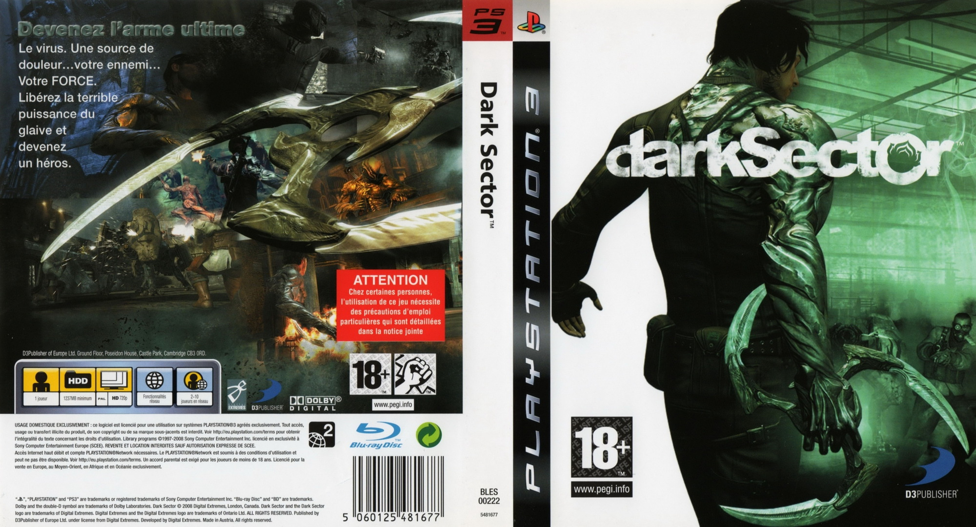 How to download dark sector game video dailymotion.