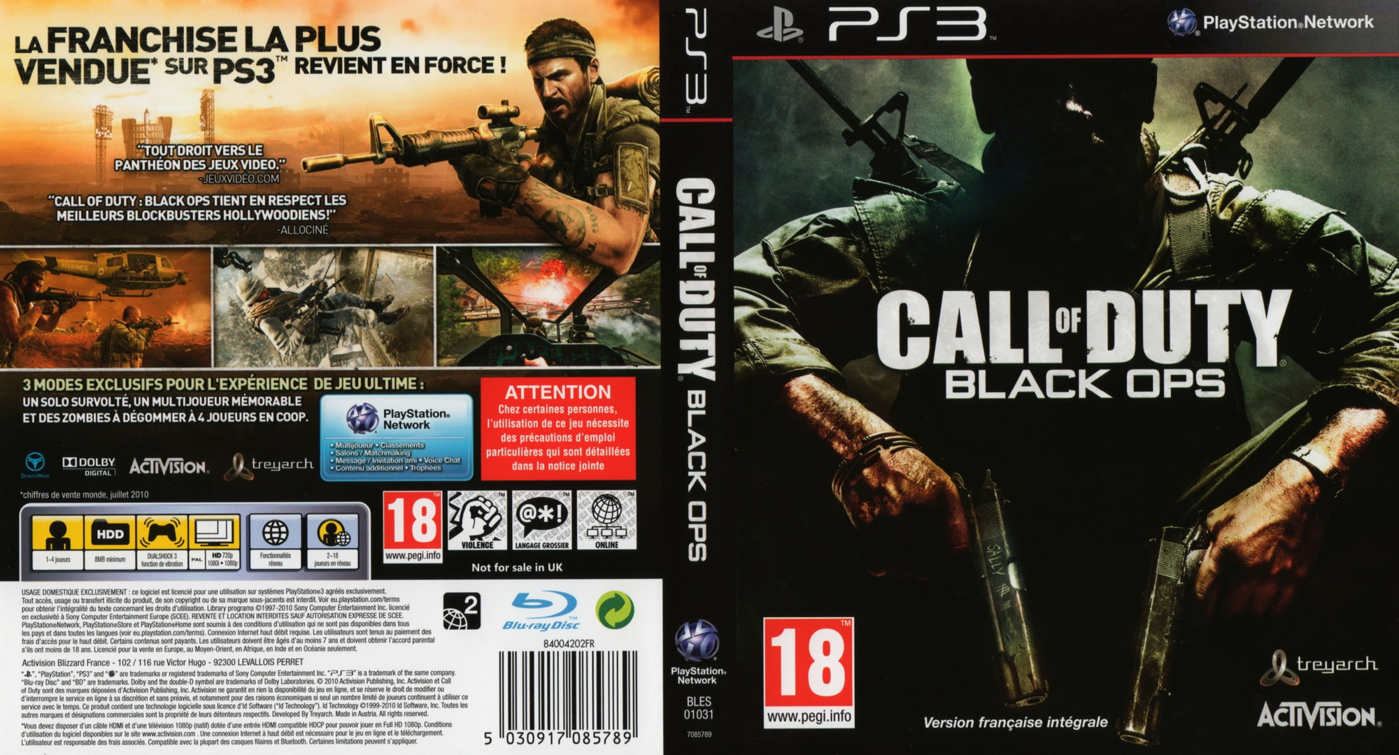 Call of duty black ops 2 - 5 10