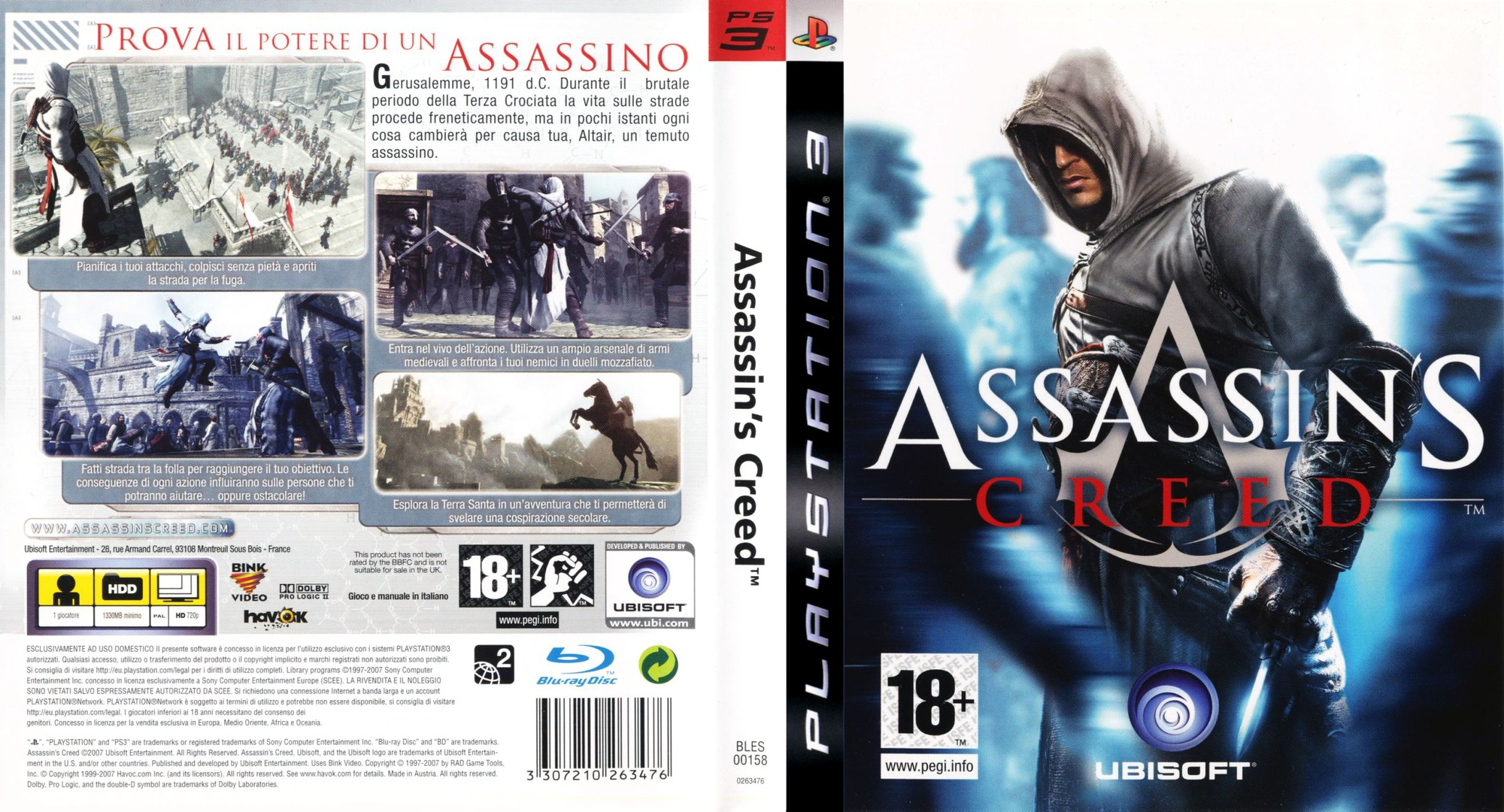Bles00158 Assassin S Creed