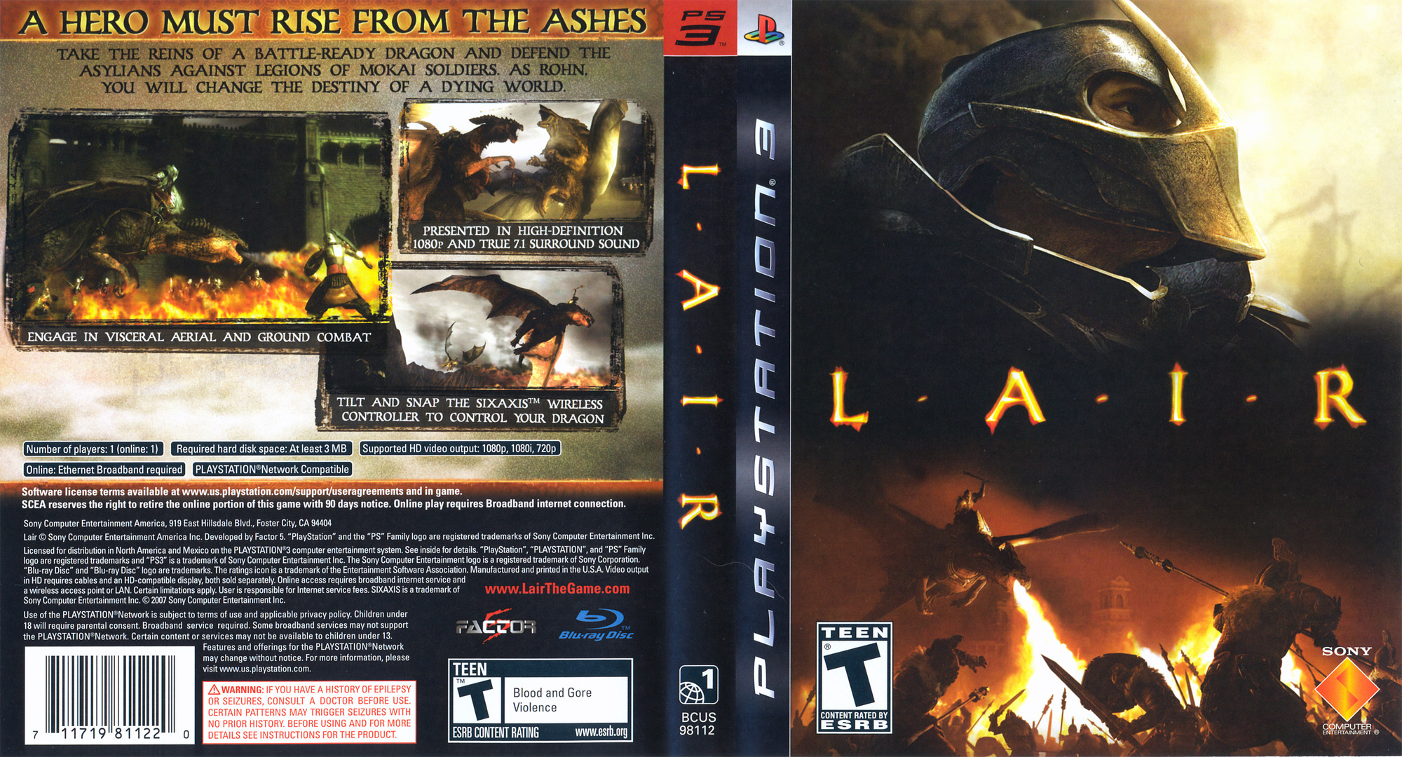 Lair PS3 coverfullHQ (BCUS98112)