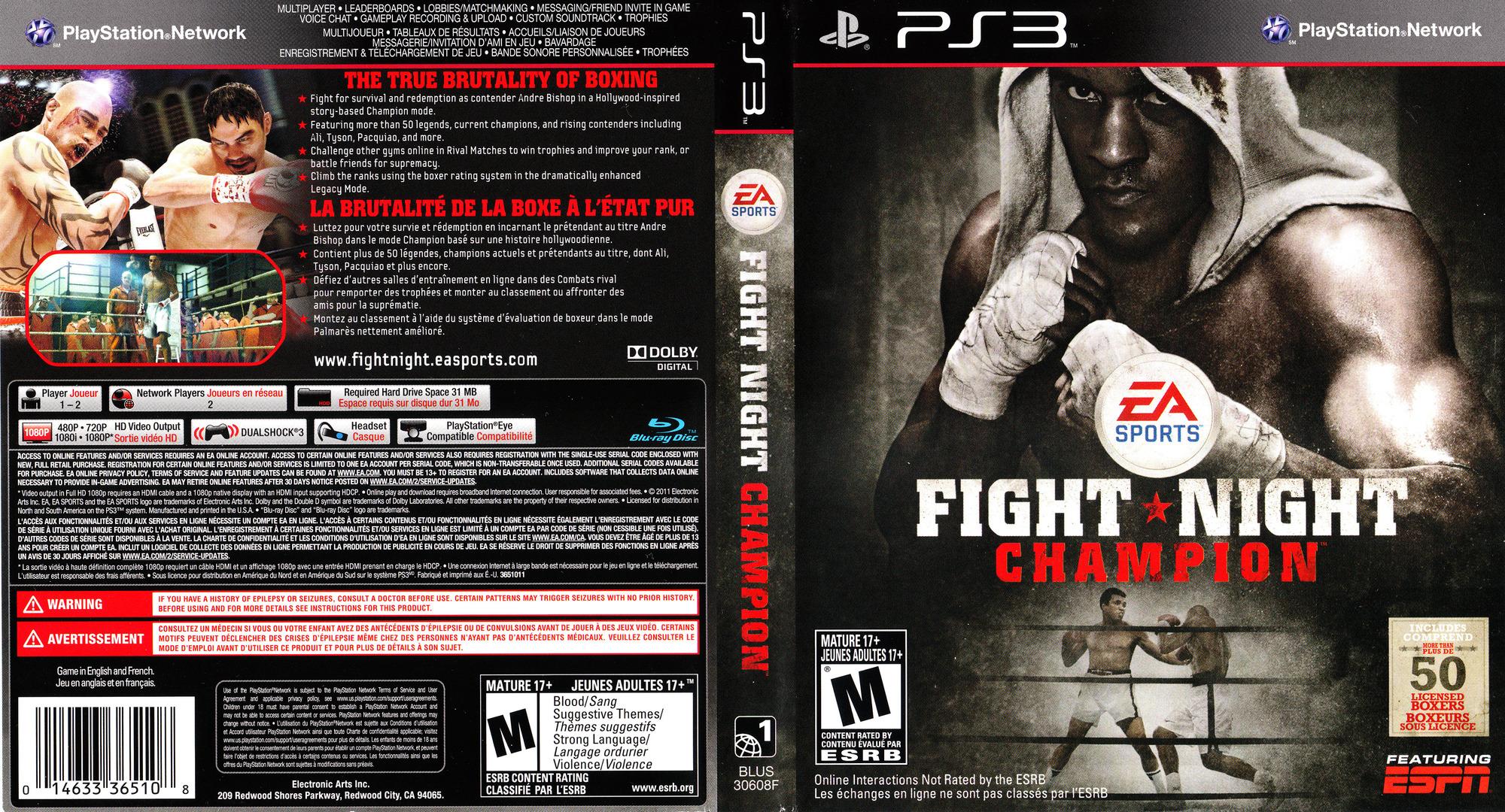 Fight Night Champion PS3 coverfullHQ (BLUS30608)