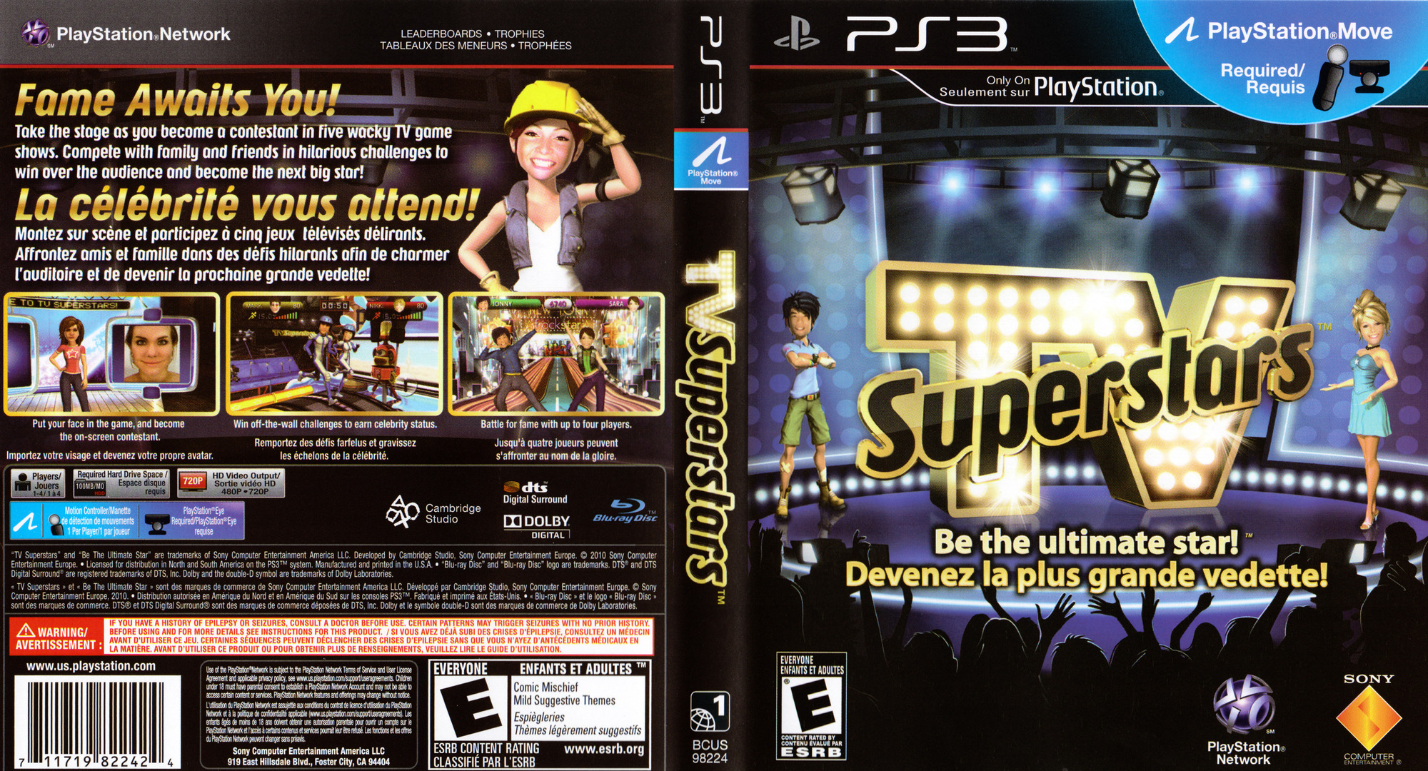 TV Superstars PS3 coverfullHQ2 (BCUS98224)