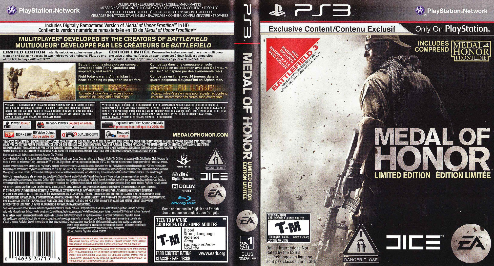 Medal of Honor PS3 coverfullHQ2 (BLUS30436)