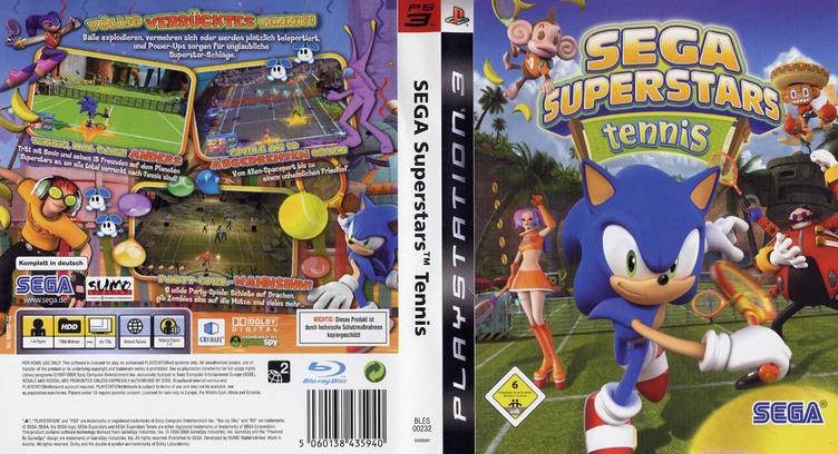BLES00232 - Sega Superstars Tennis