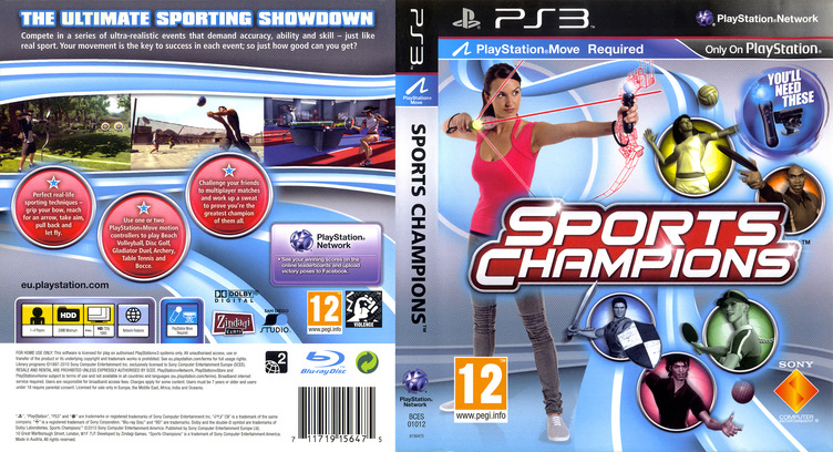 Sports Champions PS3 coverfullM (BCES01012)