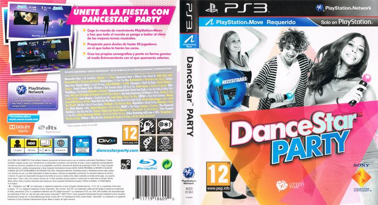 DanceStar Party PS3 coverfullM (BCES01361)