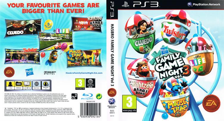 Hasbro Juegos en Familia 3 PS3 coverfullM (BLES00973)