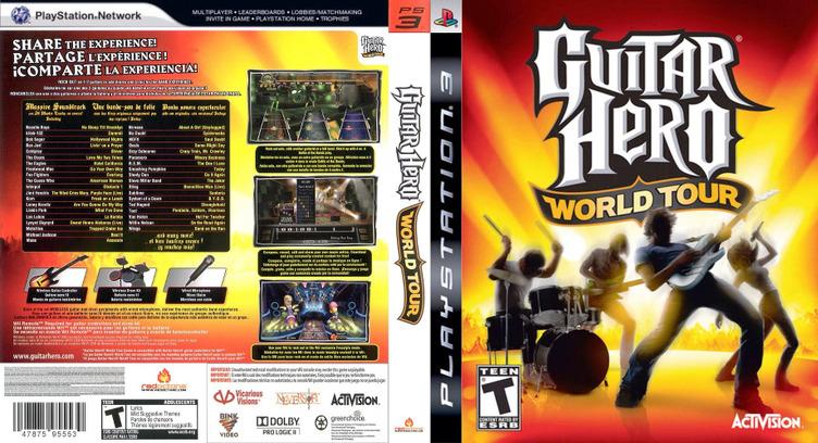 Guitar Hero: World Tour PS3 coverfullM (BLUS30164)