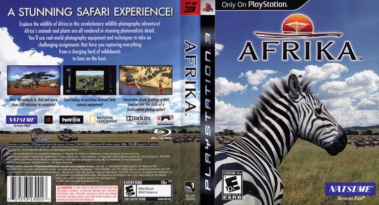 Afrika PS3 coverfullM (BLUS30399)