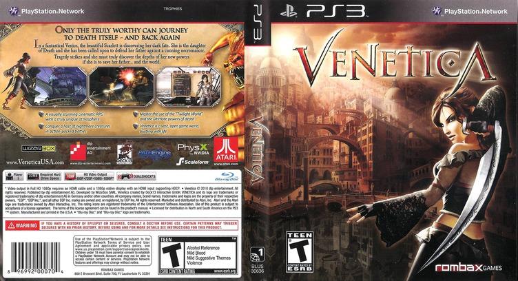 Venetica PS3 coverfullM (BLUS30636)