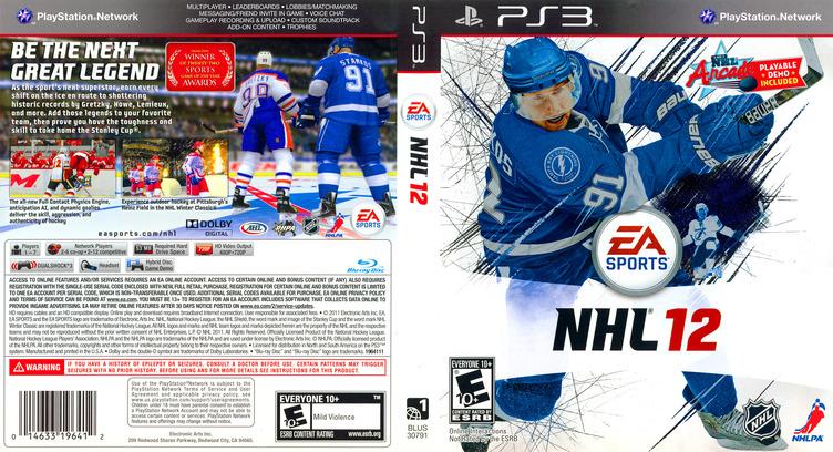 NHL 12 PS3 coverfullM (BLUS30791)