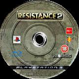 Resistance 2 PS3 disc (BCES00226)