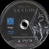 The Elder Scrolls V: Skyrim PS3 disc (BLES01330)