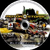 MotorStorm PS3 disc (BCES00006)