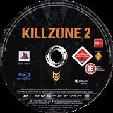 Killzone 2 PS3 disc (BCES00081)