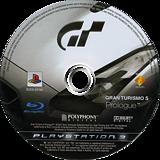 Gran Turismo 5: Prologue PS3 disc (BCES00104)