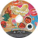 LittleBigPlanet (Game of the Year Edition) PS3 disc (BCES00611)