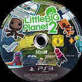 LittleBigPlanet 2 PS3 disc (BCES00850)
