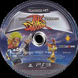 Jak & Daxter The Trilogy PS3 disc (BCES01325)