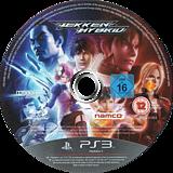 Tekken Hybrid PS3 disc (BCES01454)