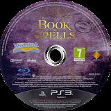 Wonderbook: Book of Spells PS3 disc (BCES01531)