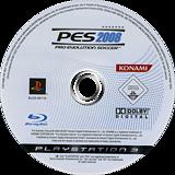 Pro Evolution Soccer 2008 PS3 disc (BLES00110)